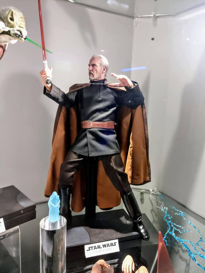 MMS???: STAR WARS Ep 2 - ATTACK OF THE CLONES - COUNT DOOKU 35389310