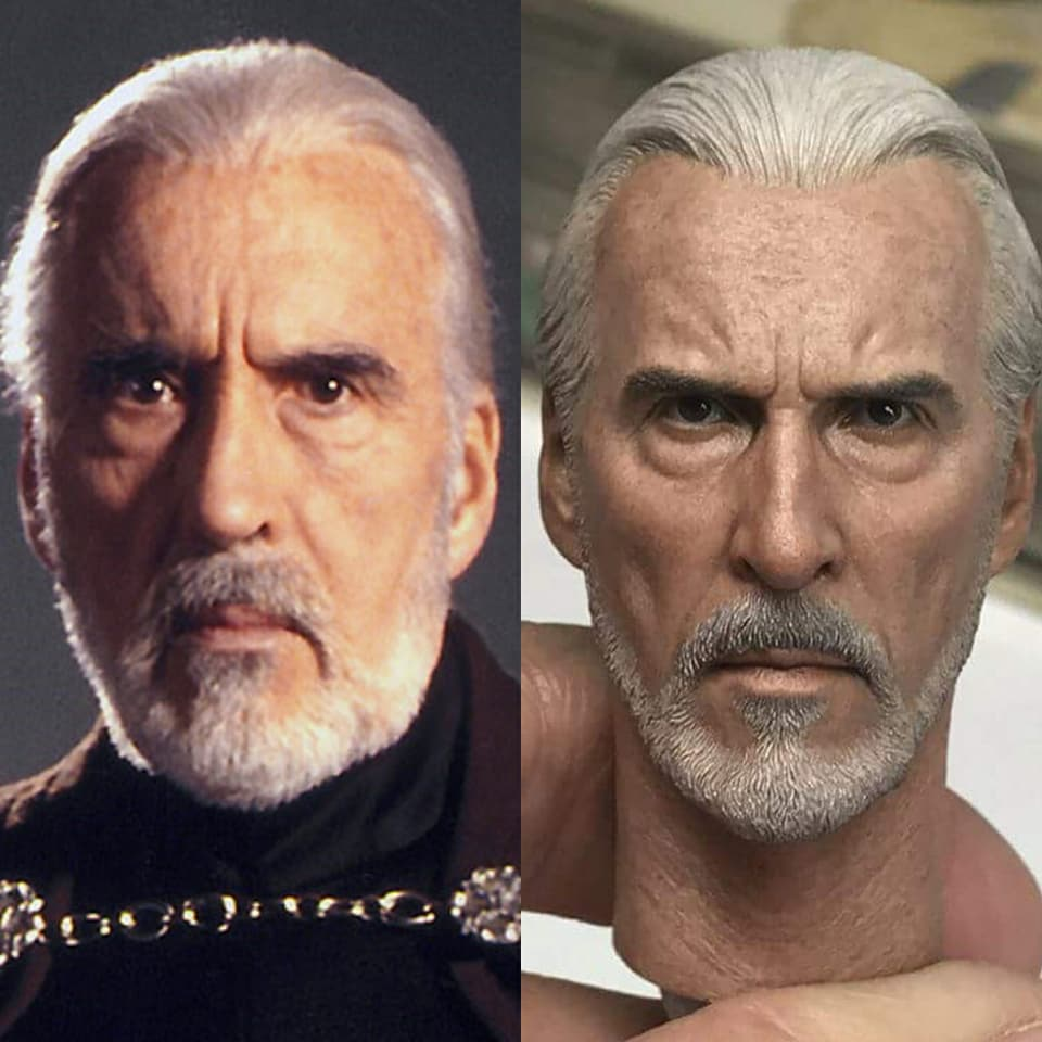 MMS???: STAR WARS Ep 2 - ATTACK OF THE CLONES - COUNT DOOKU 35431111