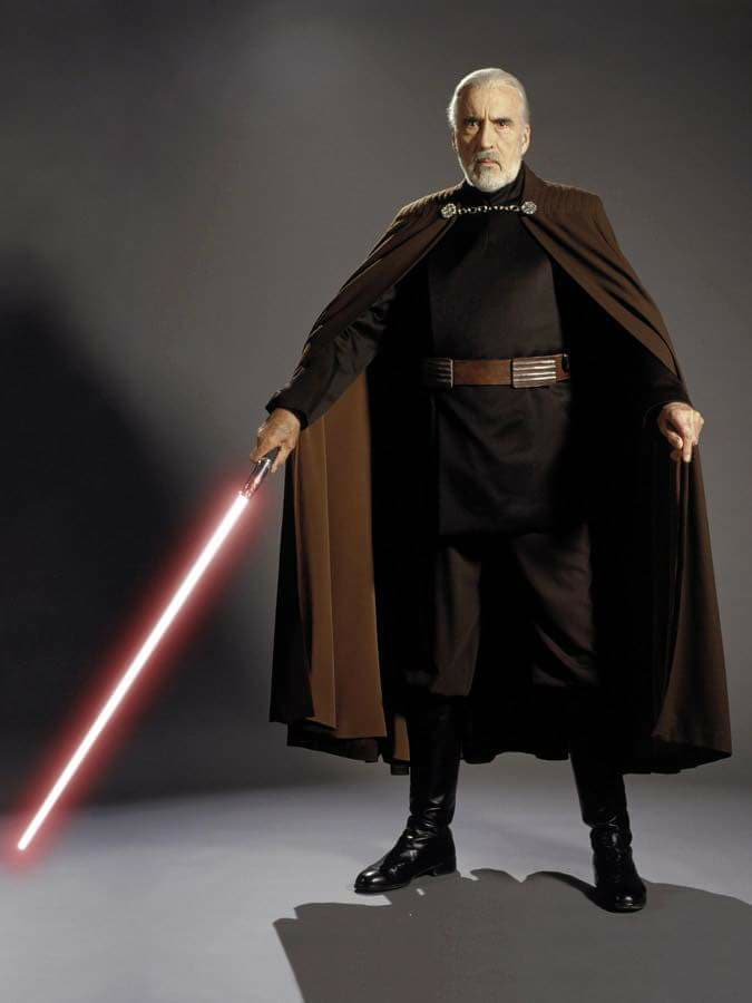 MMS???: STAR WARS Ep 2 - ATTACK OF THE CLONES - COUNT DOOKU 35483210