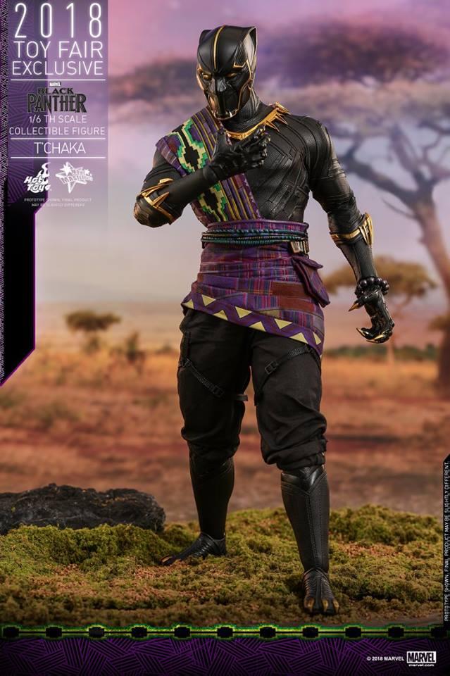 MMS487: BLACK PANTHER - T'CHAKA 36687810