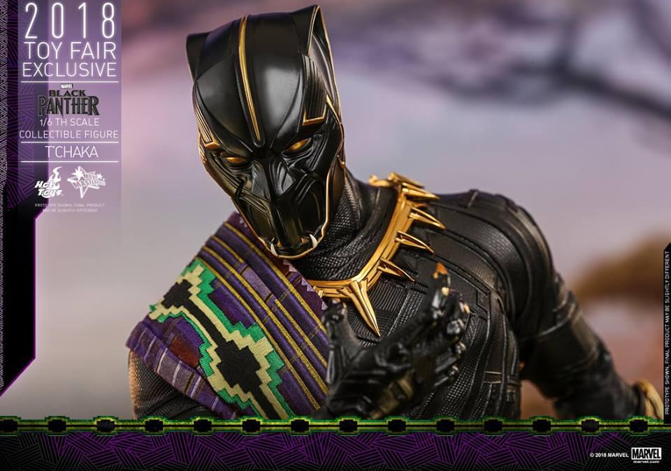 MMS487: BLACK PANTHER - T'CHAKA 36706511