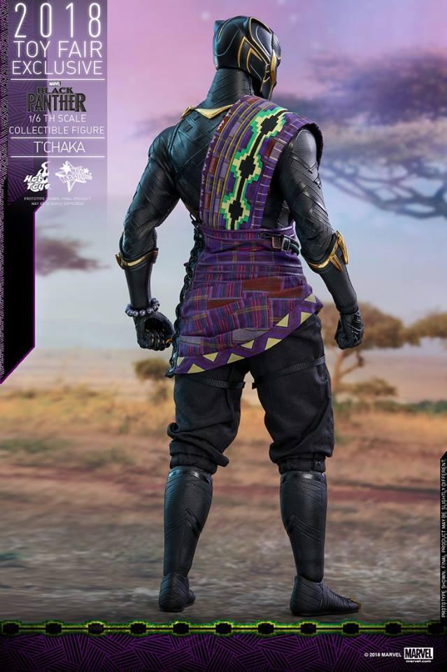 MMS487: BLACK PANTHER - T'CHAKA 36739810