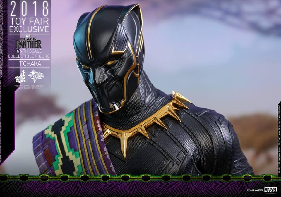 MMS487: BLACK PANTHER - T'CHAKA 36741710