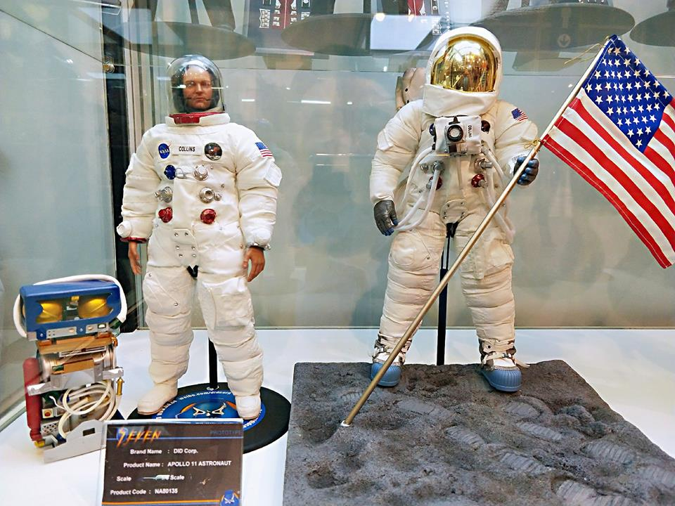 Astronaute Apollo 11 1/6 DID 38017710