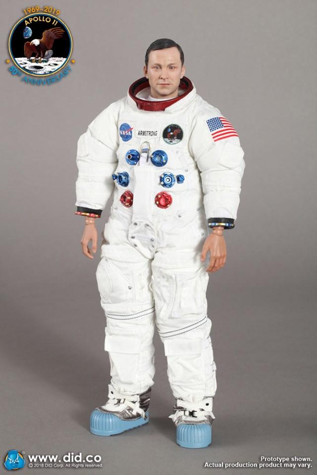 Astronaute Apollo 11 1/6 DID - Page 2 67194411