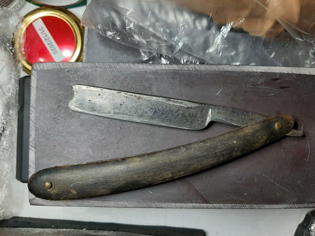 Réparation Wade &  Butcher Masonic 004_2012