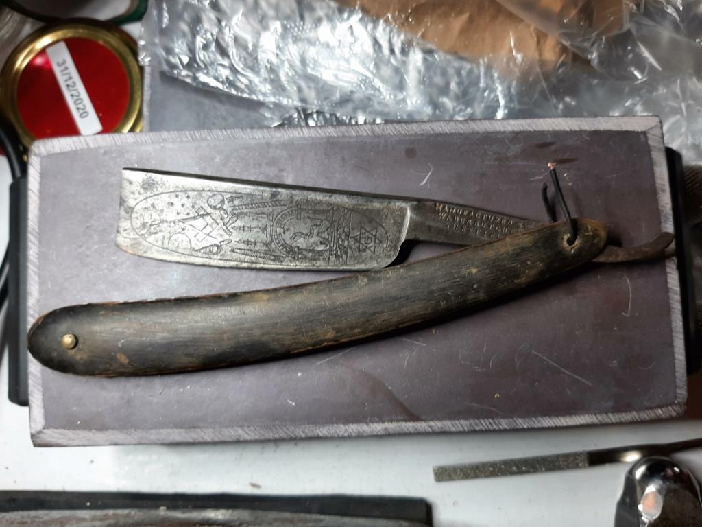 Réparation Wade &  Butcher Masonic 008_2012