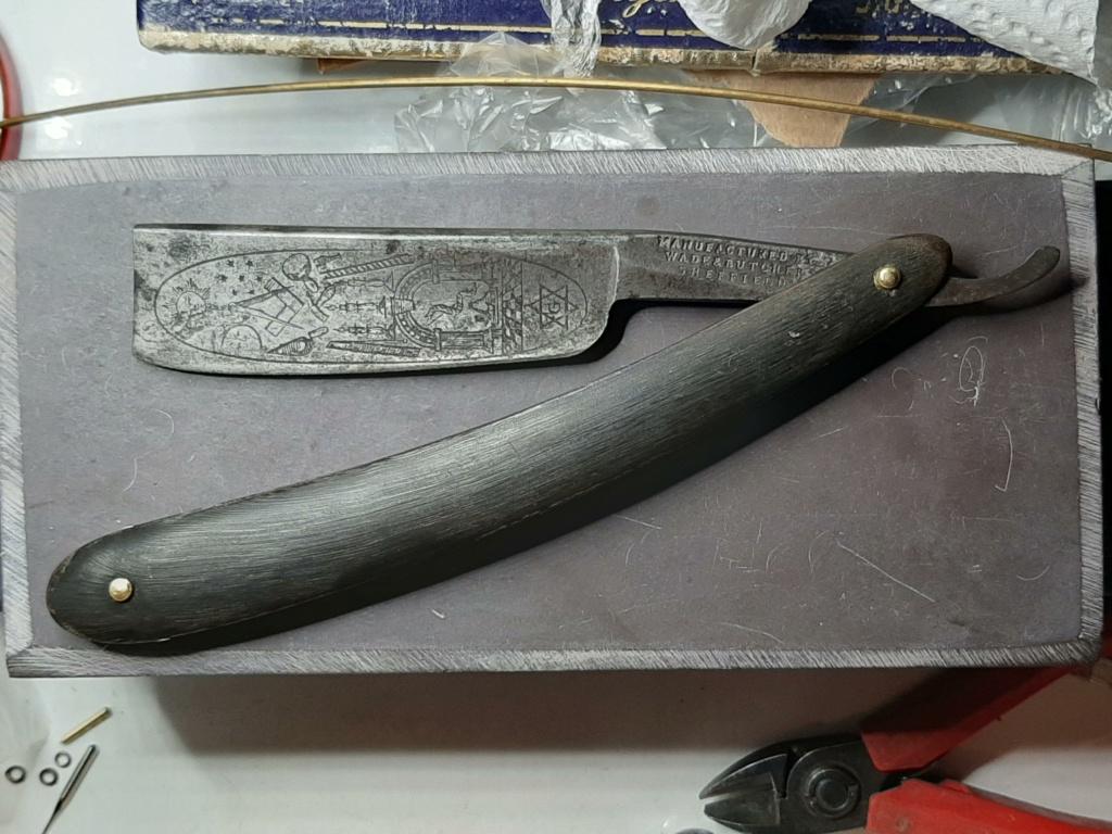 Réparation Wade &  Butcher Masonic 015_2013