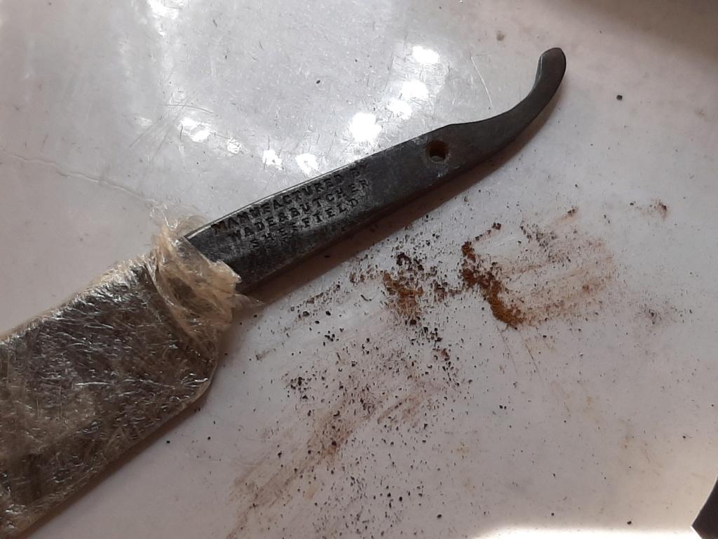 Réparation Wade &  Butcher Masonic 20210310