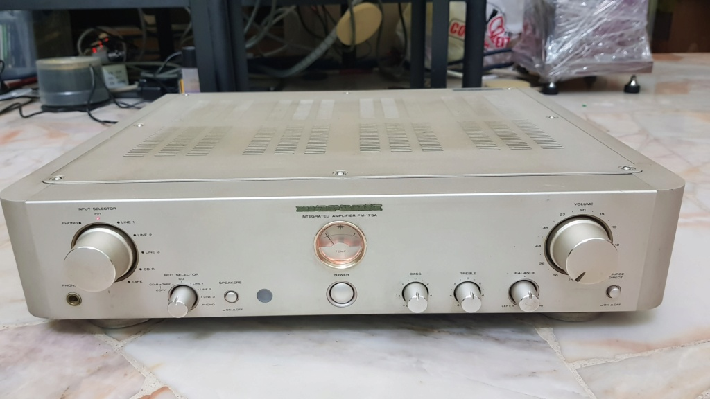 Marantz PM-17SA Integrated Amplifier (Sold) 20201110
