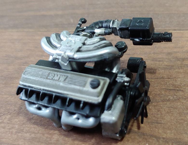 BMW Z-1 Roadster Engine17