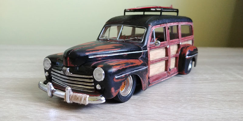 '48 Ford Woody custom Finale20