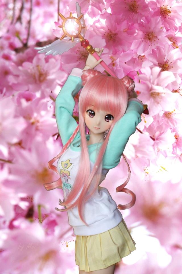 [SmartDoll / DD / Azone] Beaucoup de niouz ! Sakura miku / asuna / Lya ... ♪ p.3 bas - Page 2 Magica10