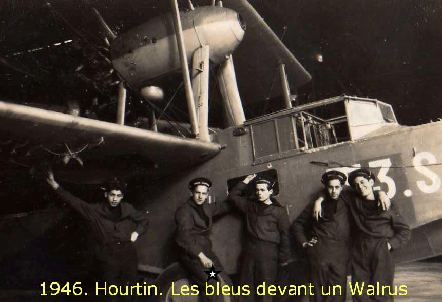 [ Blog visiteurs ] Je recherche des renseignements sur la base d'Hourtin en 1946 An210