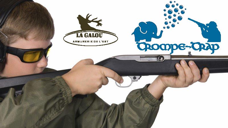 Fusils de Trompe-Trap Enfant10