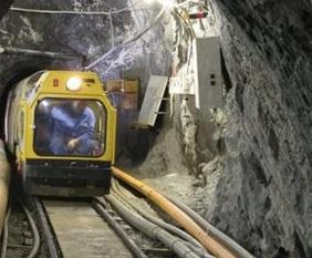 Mines de savonite des Monts du Décan