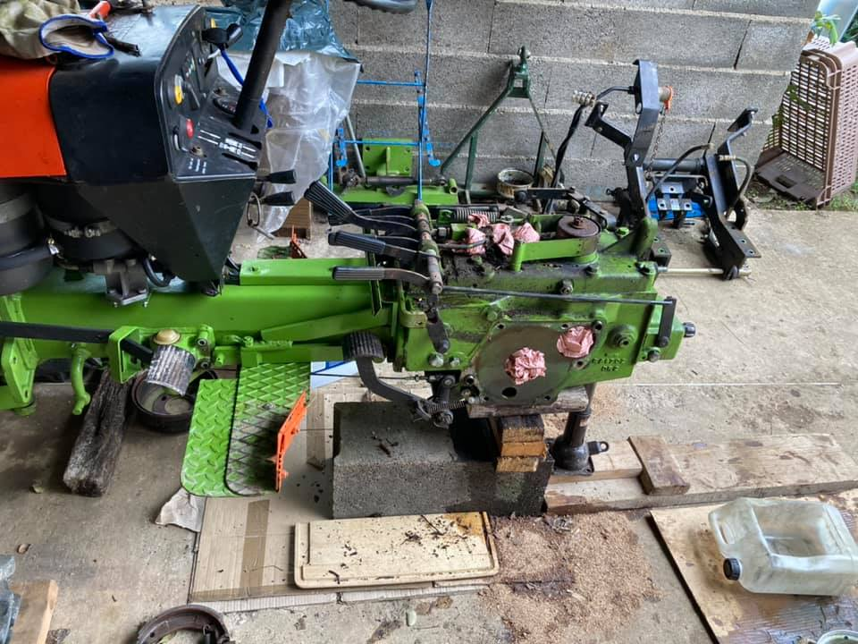 TRACTEUR - Micro tracteur AGRIA 4800 - Page 3 12203311