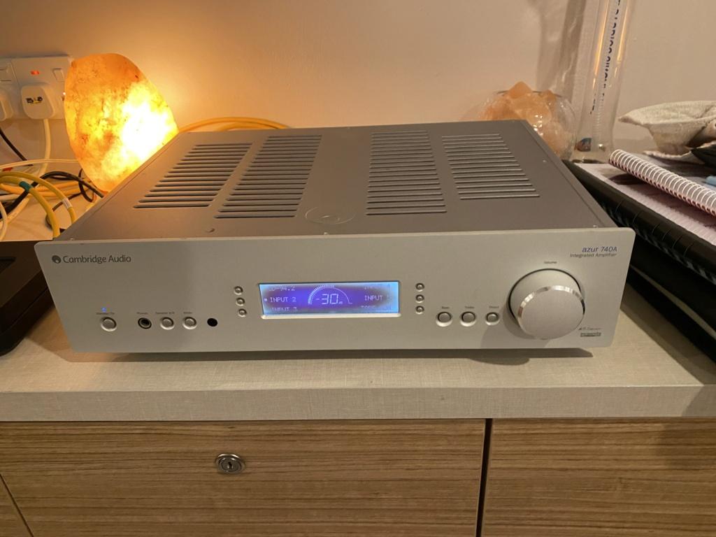 Cambridge Audio Azur 740A Integrated Amp Img_0710