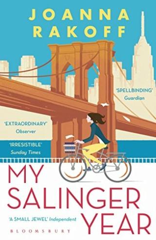 My Salinger Year - Mon année à New York, adapté des Mémoires de Joanna Rakoff 51djso10