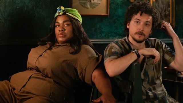High Fidelity - série Hulu avec Zoë Kravitz, adaptation du roman de Nick Hornby Ecdada10