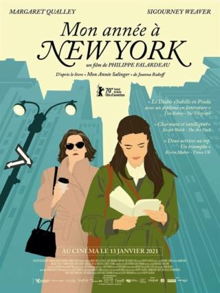 My Salinger Year - Mon année à New York, adapté des Mémoires de Joanna Rakoff Images14