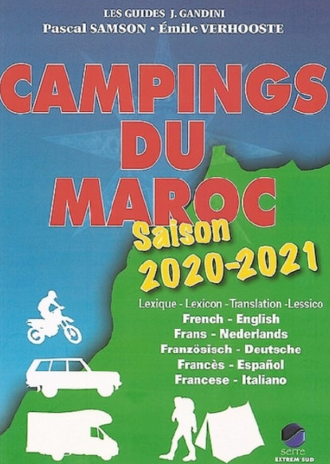 [Les GUIDES du Maroc] les campings du Maroc 2020/2021 2020-010