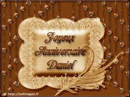 [Anniversaire(s)...] Papou 19 Daniel11