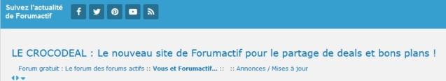 [Fonctionnement forum] bandeaux publicitaires Foruma10