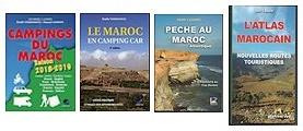 """<FONT COLOR=""""#495CFF""""><U>Les guides du Maroc 2020/2021</U></FONT>"""