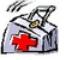 """<FONT COLOR=""""#495CFF""""><U>Santé - Prévention</U></FONT>"""