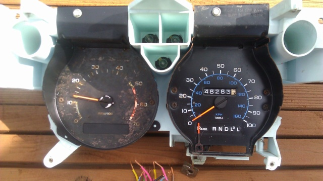 For Sale - Tach Gauge Cluster Tachga10