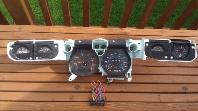 For Sale - Tach Gauge Cluster Tachga12