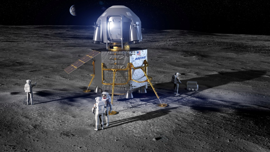 [Artemis] Atterrisseur habité (Crewed Lunar Lander) - Page 7 1f-610