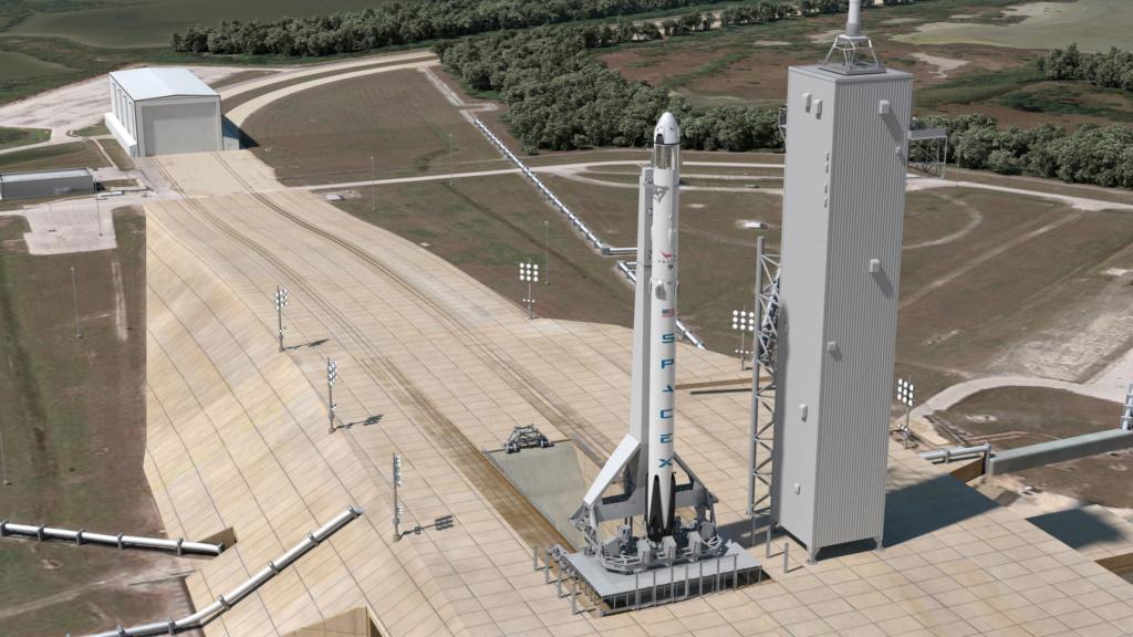 [SpaceX] Pad 39 A : actualités et modifications pour F9 et FH - Page 5 20151110