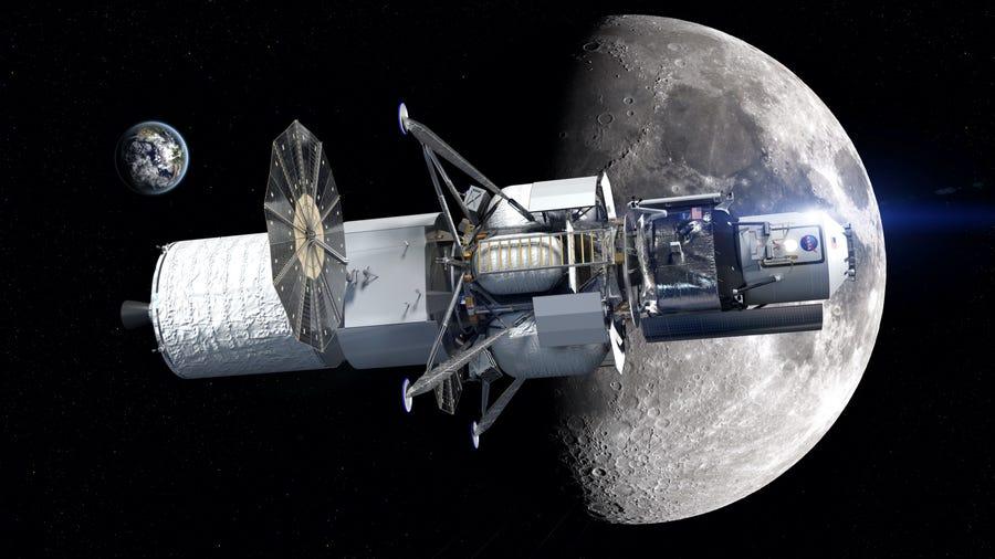 [Artemis] Atterrisseur habité (Crewed Lunar Lander) - Page 9 5ef54f10