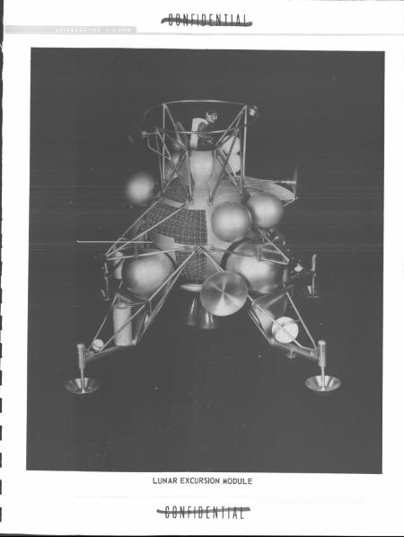 Les modules lunaires auxquels on a échappé Chance10