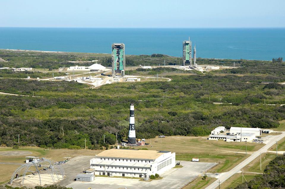 [Blue Origin] LC-36, le complexe de lancement New Glenn Pad_3610