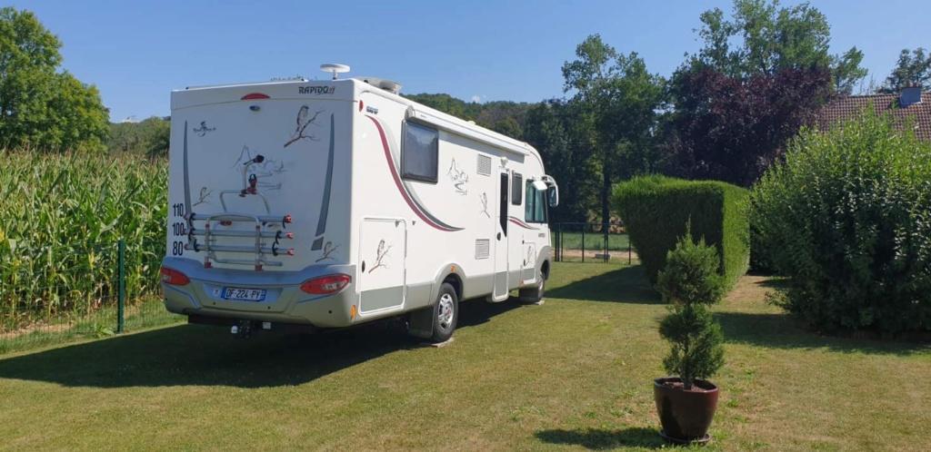 Vente Camping Car Rapido 881F 2014 PL  Vendu Img_0113