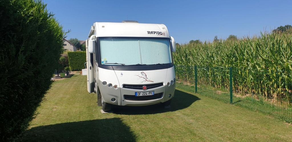 Vente Camping Car Rapido 881F 2014 PL  Vendu Img_0114