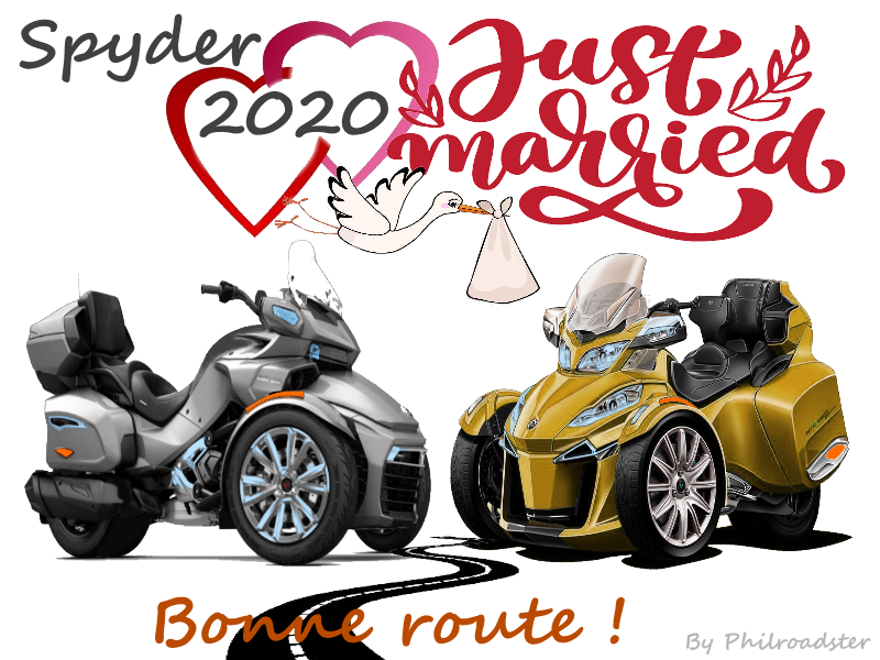 Nouveau Spyder RT 2020 en direct de Las Végas ce matin Mariag10
