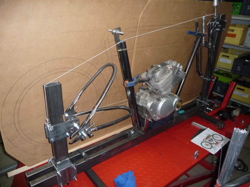 """Nouveau projet motorbike Philgold """"By Philracing"""" - Page 2 P1300923"""