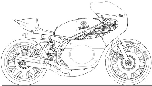 Boardtrack racer projet Philgold - Page 6 Yamaha10