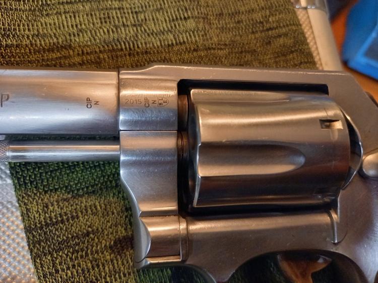 Smith & Wesson mod 64 20201013