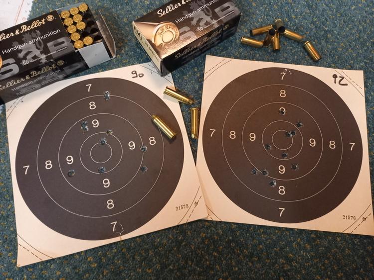 Smith & Wesson mod 64 20201014