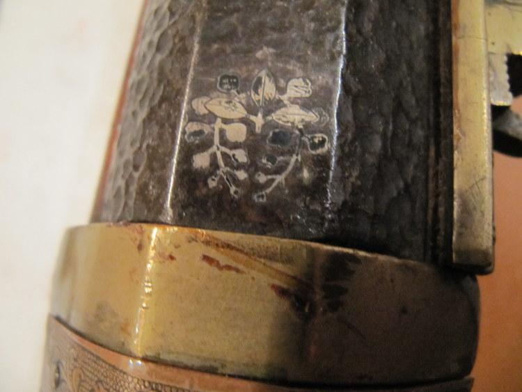 Teppo (arquebuse à mèche Japonaise) Img_0524