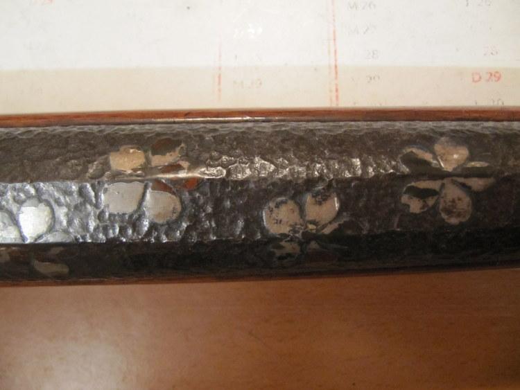 Teppo (arquebuse à mèche Japonaise) Img_0525