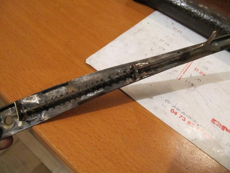 Teppo (arquebuse à mèche Japonaise) Img_0611