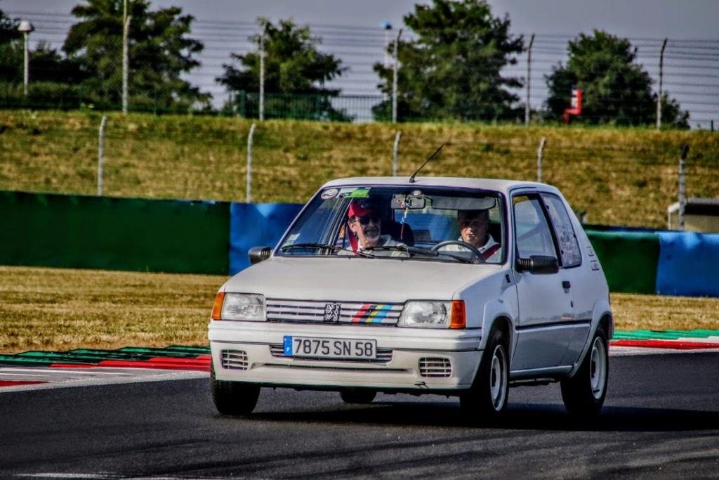 [58] 205 Rallye  - AM90 - Blanc Meije - Nivernaise Img_4911