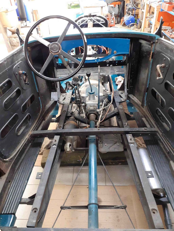 Restauration d'un roadster 201 de 1932 20200417
