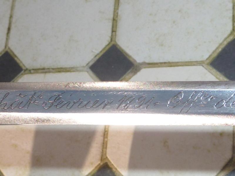 Un modèle injustement mésestimé : le sabre d'officier de cavalerie Mod 1882 P1210214